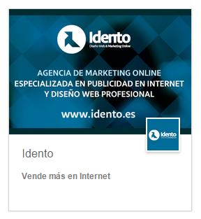 Gmail ads - idento agencia adwords