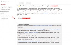 SEO Negativo mediante Pirateo Sitio Web