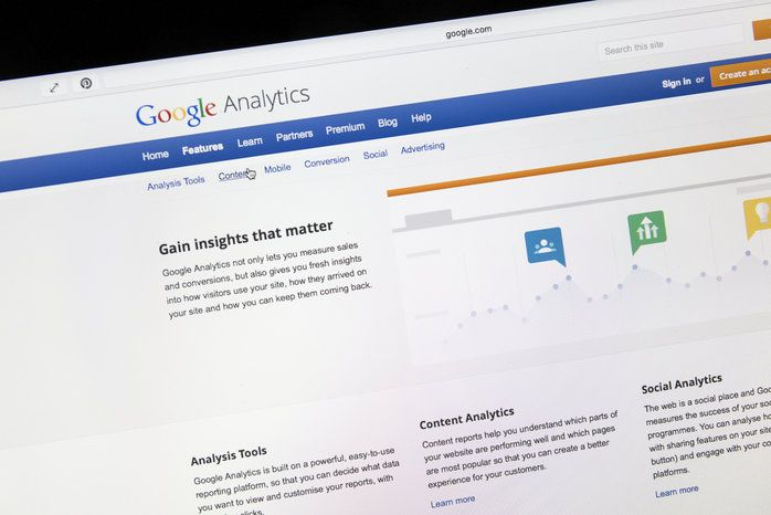 Cómo importar datos de costes en Google Analytics
