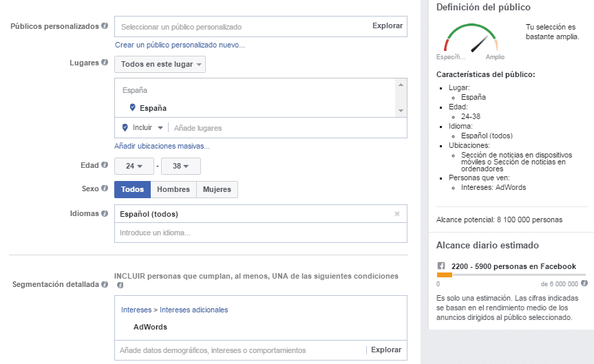 Facebook Leads Ads - Optimización Leads