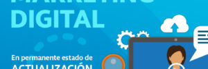 Cursos de Marketing Digital. En permanente estado de actualización
